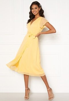BUBBLEROOM Narah dress Yellow Bubbleroom.eu