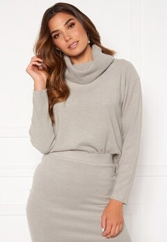 BUBBLEROOM Nelima knitted sweater Grey Bubbleroom.eu