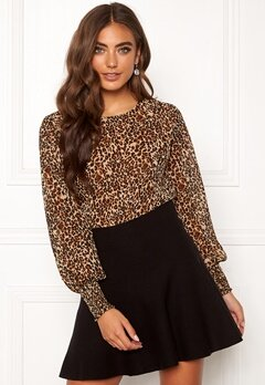 BUBBLEROOM Nicco body blouse Leopard Bubbleroom.eu