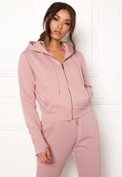BUBBLEROOM SPORT Divine hoodie Dusty pink Bubbleroom.eu