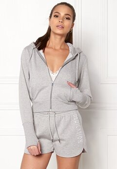 BUBBLEROOM SPORT Divine hoodie Grey melange Bubbleroom.eu