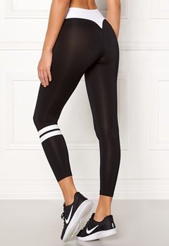 BUBBLEROOM SPORT Move it sport tights Black / White Bubbleroom.eu