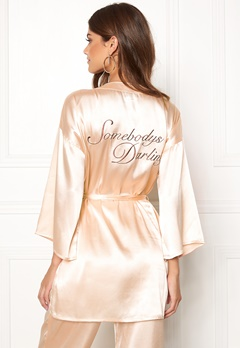 BUBBLEROOM Stephanie robe Champagne Bubbleroom.eu