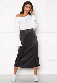 BUBBLEROOM Tyra skirt Black Bubbleroom.eu