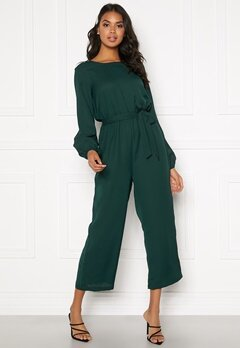 BUBBLEROOM Valorie jumpsuit Dark green Bubbleroom.eu