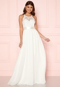 BUBBLEROOM Lovelia wedding gown White Bubbleroom.eu