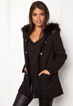 b.young Boria a-shape jacket 80001 Black Bubbleroom.eu
