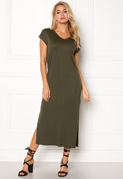 b.young Smila Dress 2 80357 Tropic Green Bubbleroom.eu