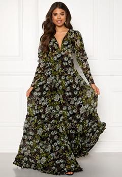 byTiMo Delicate Gown 907 Green Garden Bubbleroom.eu