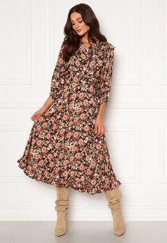 byTiMo Delicate Wrap Dress 1137- Field Bubbleroom.eu