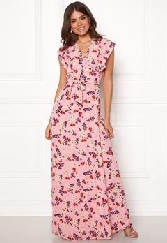 byTiMo Wrap Dress 854 Bloom Bubbleroom.eu