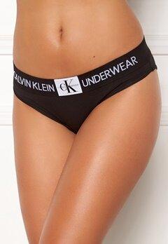 Calvin Klein CK Panties 001 Black Bubbleroom.eu
