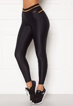 Casall Fearless High Waist Tight 901 Black Bubbleroom.eu