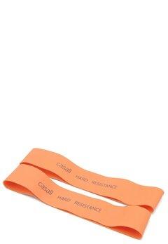 Casall Rubber Band Hard 2pcs 250 Orange Bubbleroom.eu