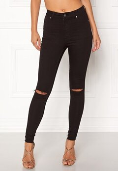 CHEAP MONDAY High Spray Jeans Black Bubbleroom.eu