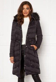 Chiara Forthi Adelfia Padded Jacket Black Bubbleroom.eu