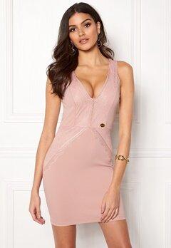 Chiara Forthi Adoree Dress Dusty pink Bubbleroom.eu