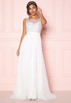 Chiara Forthi Alina wedding dress White Bubbleroom.eu