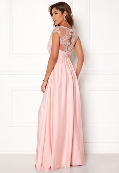 Chiara Forthi Annina Gown Light pink Bubbleroom.eu
