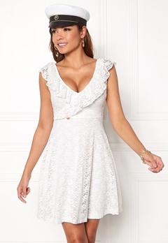 Chiara Forthi Ardiana Dress Antique white Bubbleroom.eu