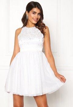 Chiara Forthi Arielle dress White Bubbleroom.eu