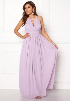 Chiara Forthi Athena Gown Light lilac Bubbleroom.eu