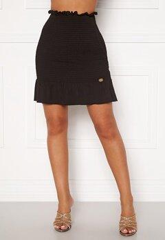 Chiara Forthi Bea smock skirt Black Bubbleroom.eu