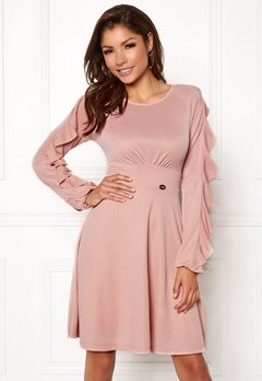 Chiara Forthi Beatrix Dress Pink Bubbleroom.eu
