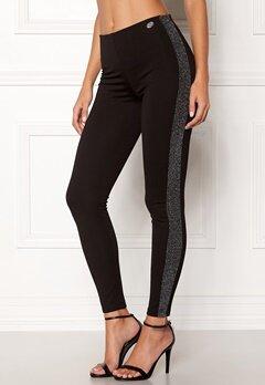 Chiara Forthi Brillante pants Black / Glitter Bubbleroom.eu