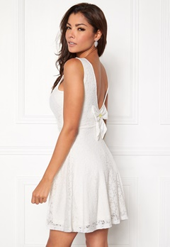 Chiara Forthi Celinne Dress White Bubbleroom.eu
