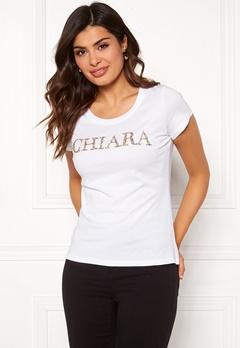 Chiara Forthi Chiara sparkle tee Silver / Gold Bubbleroom.eu