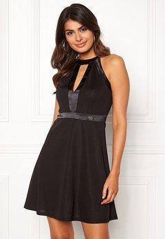 Chiara Forthi Cordelia dress Black / Offwhite Bubbleroom.eu