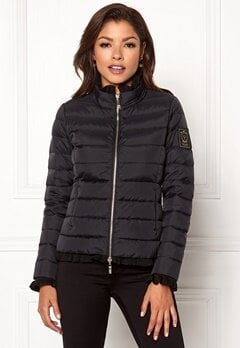Chiara Forthi Cortina Light Down Jacket Black Bubbleroom.eu