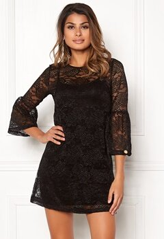 Chiara Forthi Dianne Dress Black Bubbleroom.eu