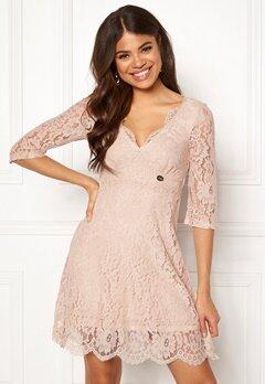 Chiara Forthi Ellix Dress - 2 Beige Bubbleroom.eu