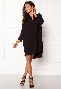 Chiara Forthi Everett Shirt Dress Black Bubbleroom.eu