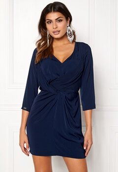 Chiara Forthi Flavia Twisted Dark blue Bubbleroom.eu