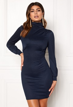 Chiara Forthi Forence Dress Dark blue Bubbleroom.eu