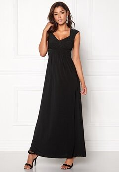 Chiara Forthi Francine Dress Black Bubbleroom.eu