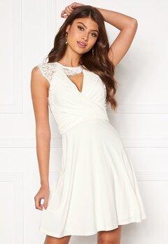 Chiara Forthi Genevra Dress White Bubbleroom.eu