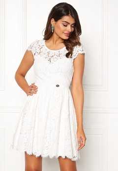 Chiara Forthi Guidia lace dress White Bubbleroom.eu