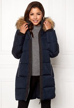 Chiara Forthi Harbin Down Puffer Midnight blue Bubbleroom.eu