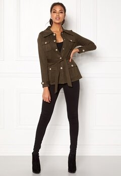 Chiara Forthi Intrend Officer Jacket Green Bubbleroom.eu
