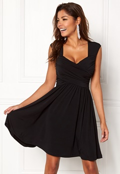Chiara Forthi Kirily Dress Black Bubbleroom.eu
