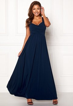 Chiara Forthi Kirily Maxi Dress Blue Bubbleroom.eu