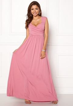 Chiara Forthi Kirily Maxi Dress Pink Bubbleroom.eu