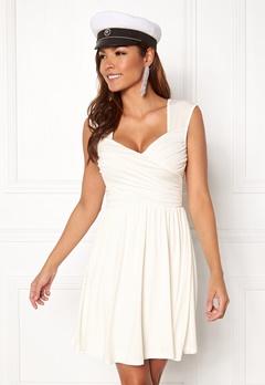 Chiara Forthi Kirily White Dress White Bubbleroom.eu