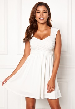 Chiara Forthi Kirily White Dress White Bubbleroom.eu