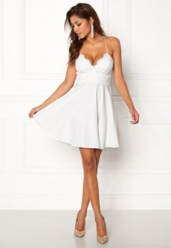 Chiara Forthi Kylee Dress White Bubbleroom.eu