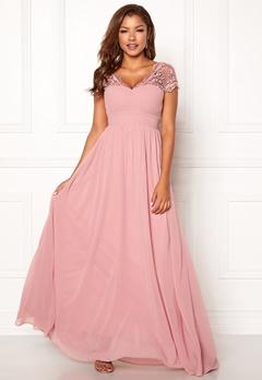Chiara Forthi Leighann Gown Pink Bubbleroom.eu